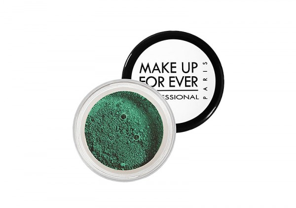 Pantone-Colour-of-the-Year-2013-Emerald-Make-Up-For-Ever-Pure-Pigments-Emerald-Green-600x423
