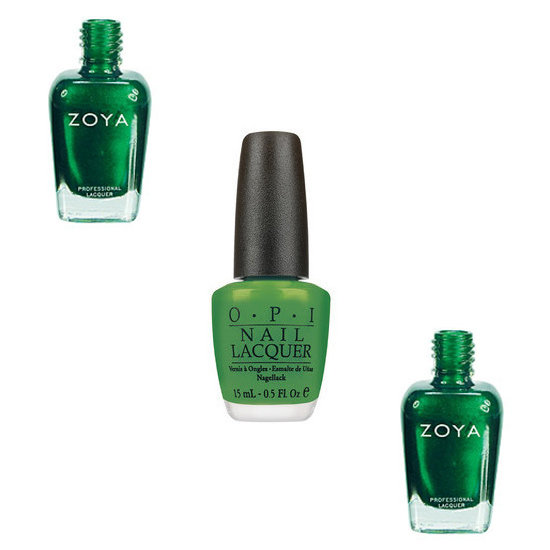 Pantone-Colour-Year-Emerald-Green-Nail-Polish
